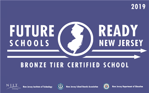 Verona Public Schools Awarded Future Ready Schools Bronze Certification